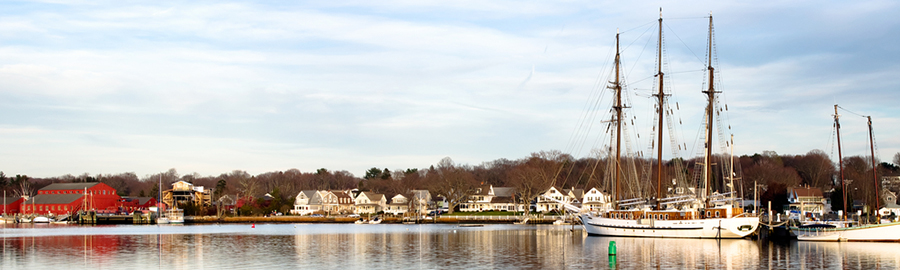Connecticut - Seaport in Mystic
